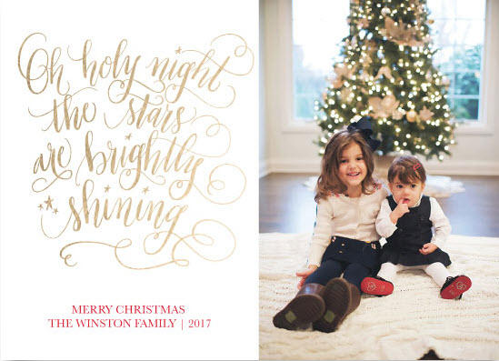 Religious Holiday Card | Beth Hunter