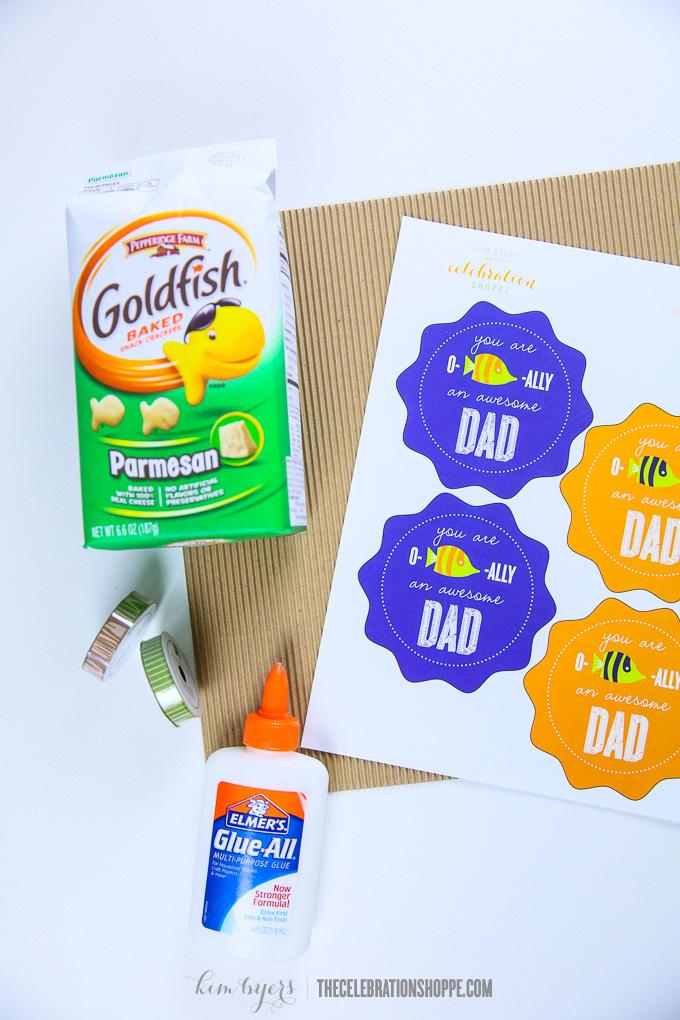 Father's Day Free Printable Award | Kim Byers