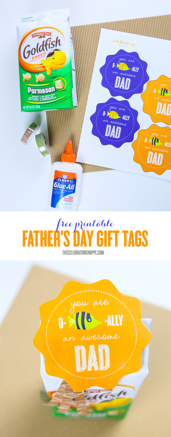 Father's Day Gift Tags | Kim Byers