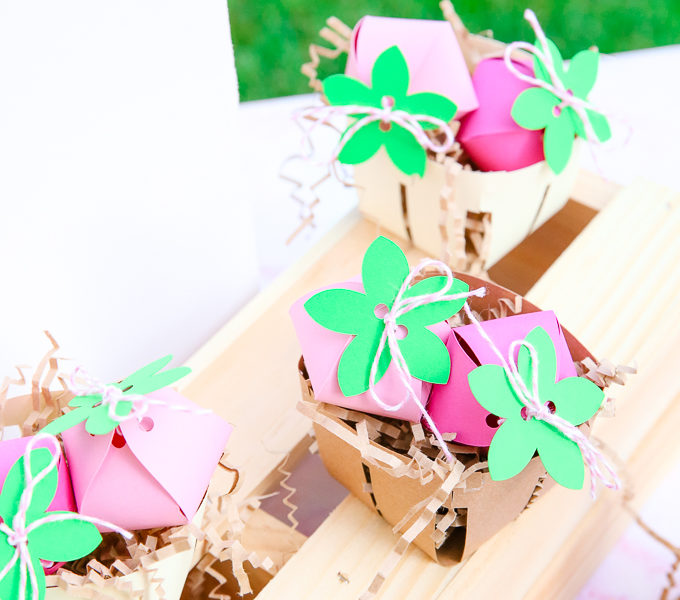 Strawberry paper craft kim byers 0165wl