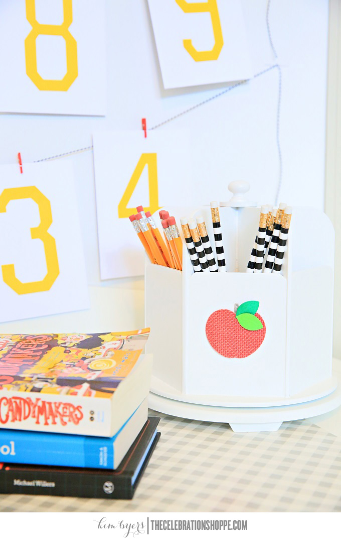 Back To School Countdown   Kim Byers
