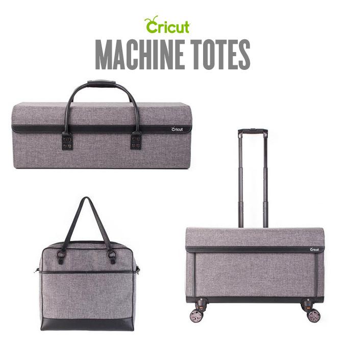 Cricut Machine Totes