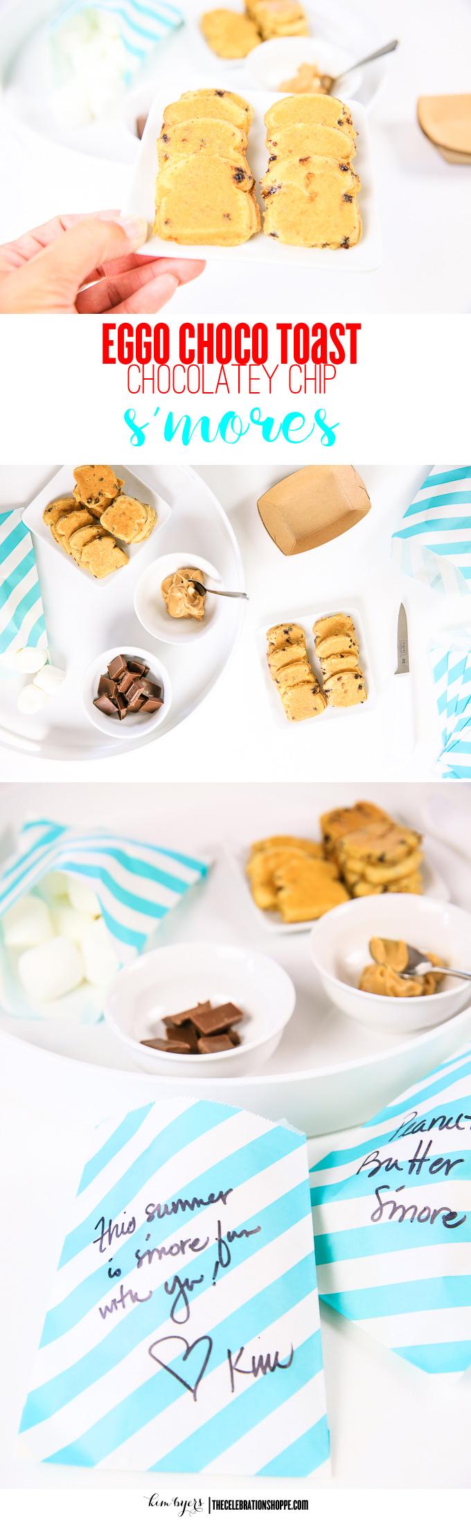 Eggo Peanut Butter S'More | Kim Byers