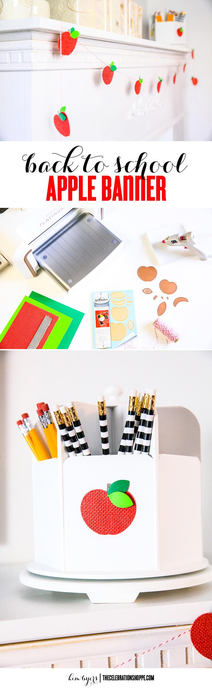 Back To School Apple Decorations   Kim Byers
