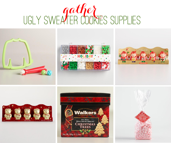 Ugly Sweater Cookies | Cost Plus World Market