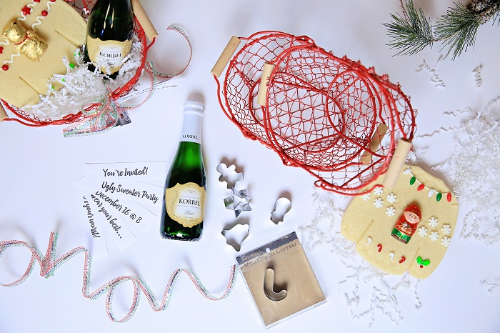 Ugly Sweater Party Invitaions | Kim Byers