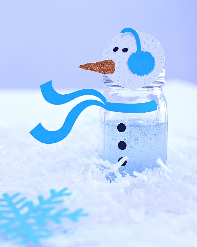 Slime Snowman With Elmers   Kim Byers