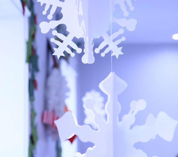 Cricut paper snowflakes kim byers 0544