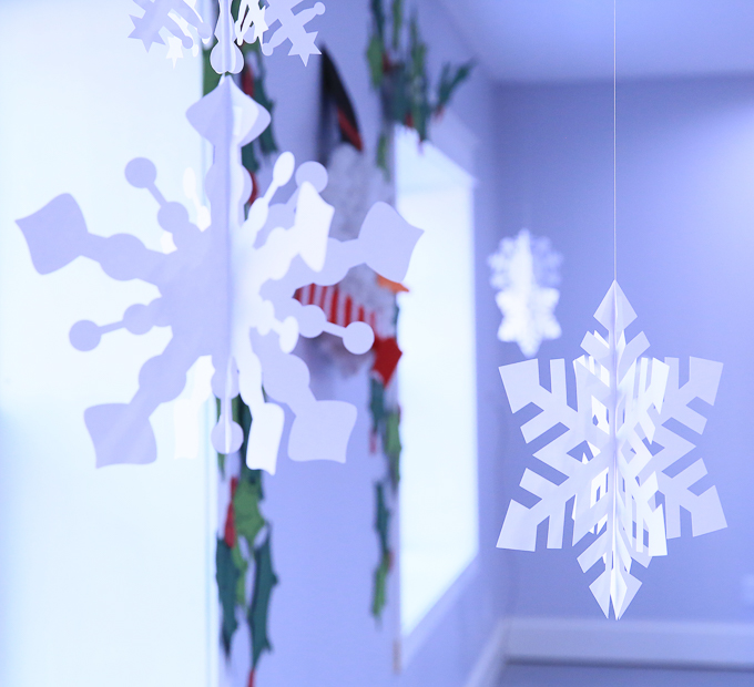 3-D Snowflakes With Cricut | Kim Byers