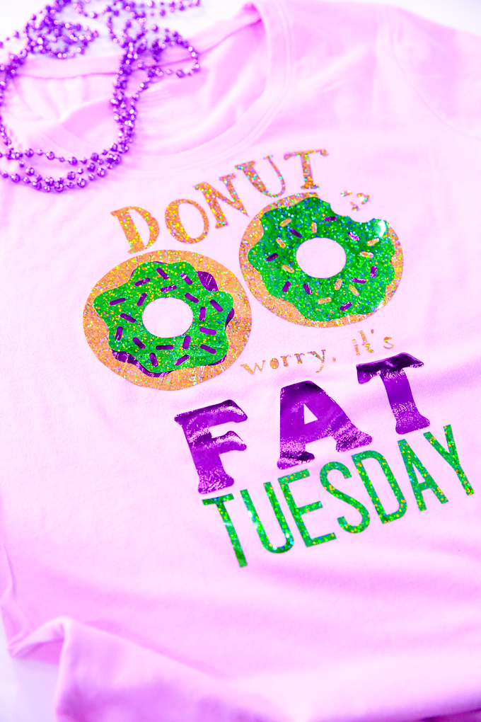 Fat Tuesday Graphic Tee | Kim Byers