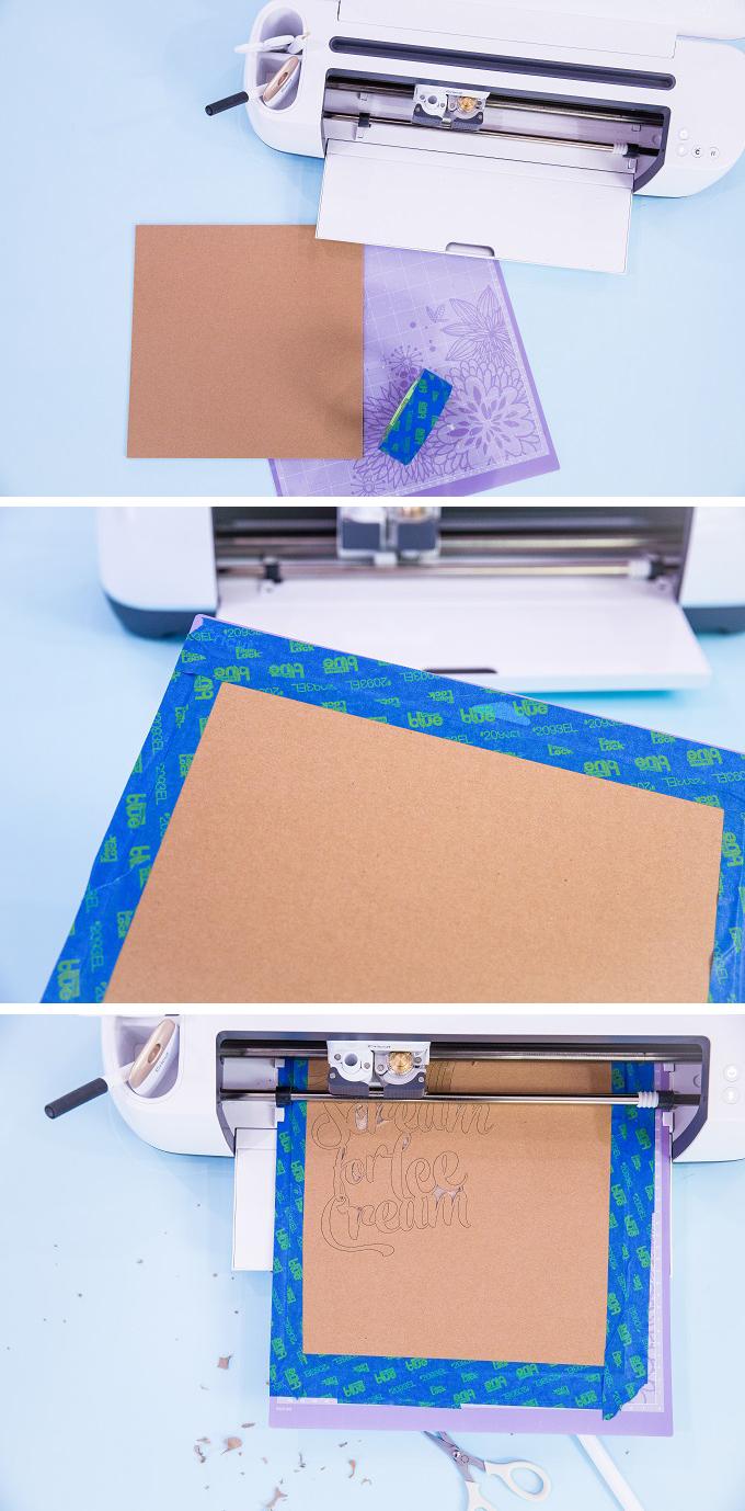 Cricut Knife Blade Crafts | Kim Byers