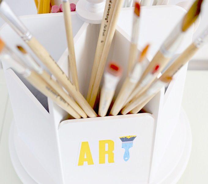 Back to school art center kim byers 9195