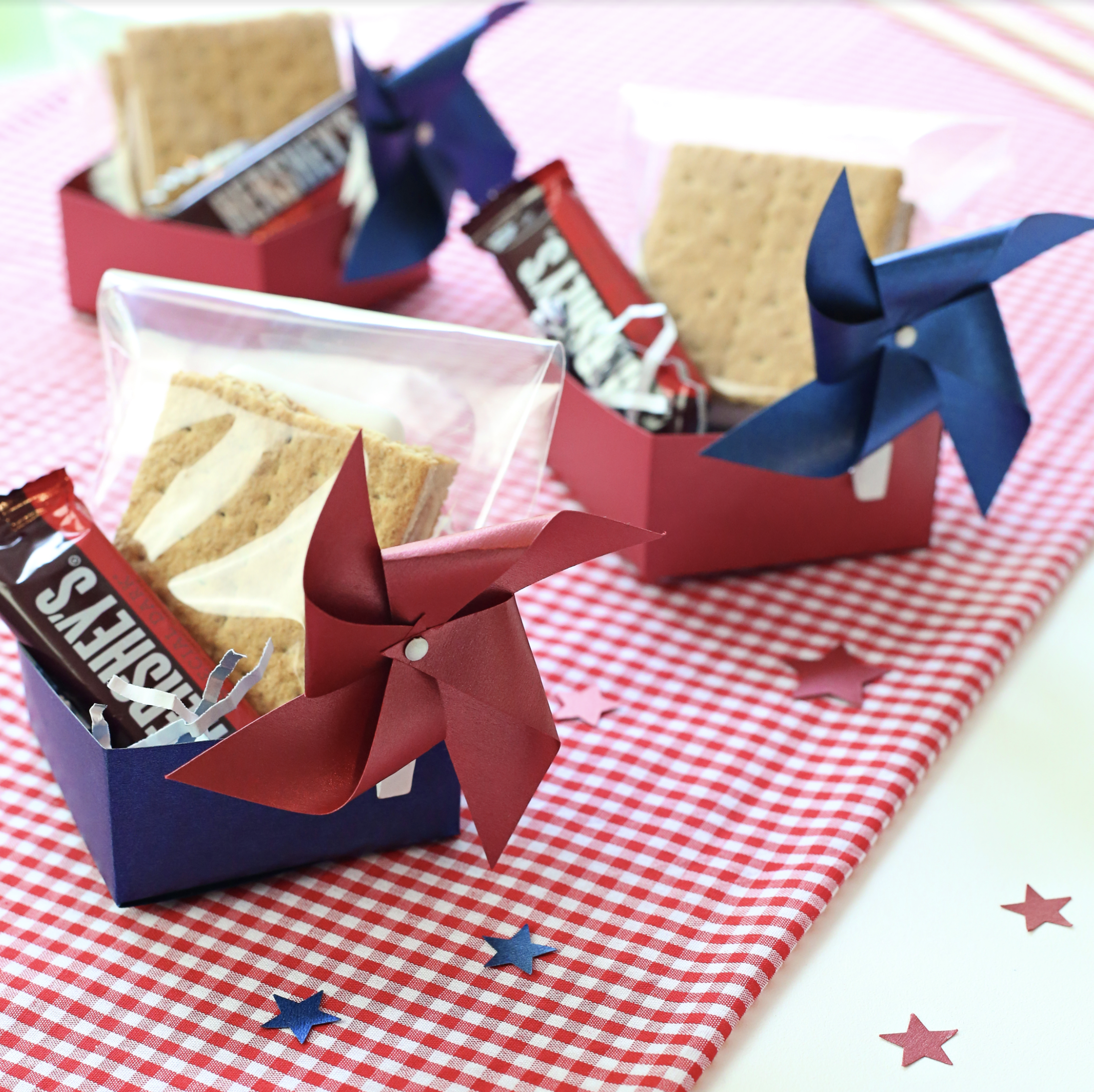Patriotic Snacks For 4th of July