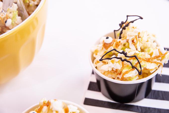 Monster Bat Popcorn For Hotel Transylvania
