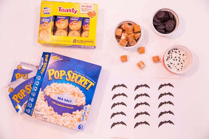 Pop Secret And Lance Crackers Treats
