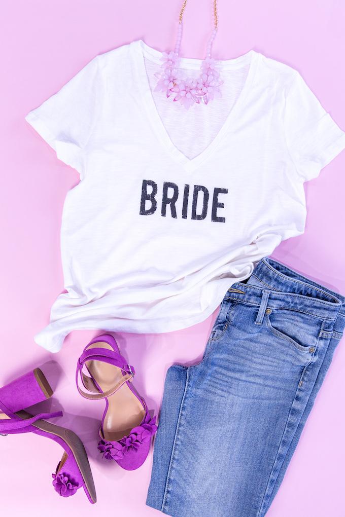 Bride Tribe T-Shirts | Kim Byers