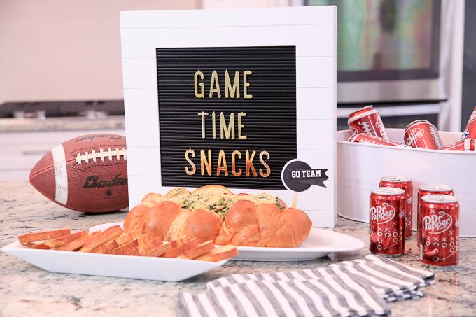 Football Fan Food