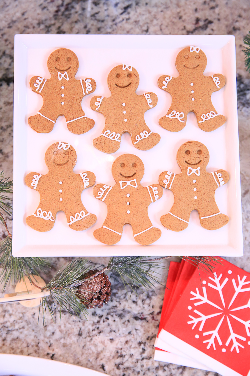 homemade gingerbread cookie recipe| kim byers