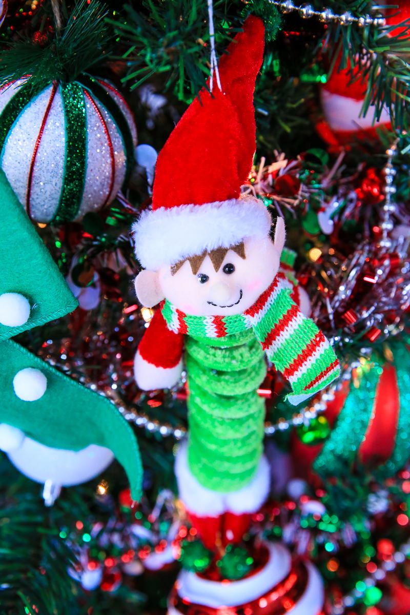 4 elf christmas ornament kim byers 145