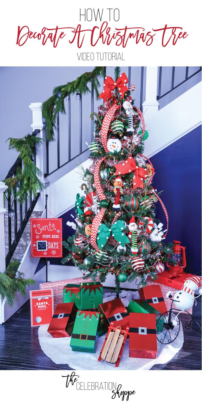 How To Trim A Christmas Tree | Kim Byers