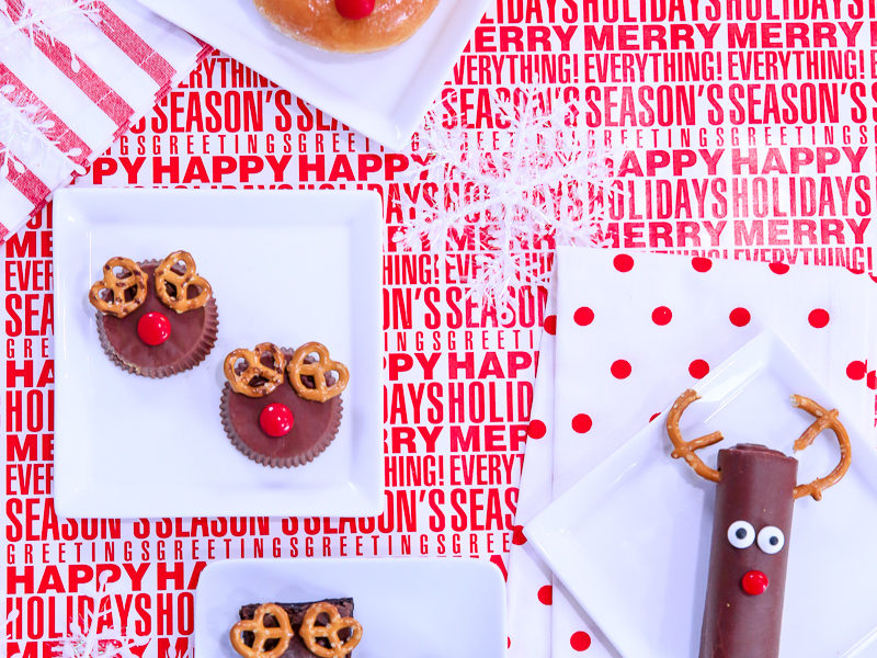 Four Easy Rudolph The Red Nosed Reindeer Treats   Kim Byers