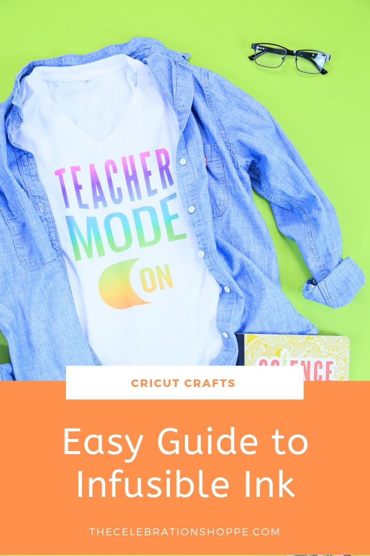 Easy Guide to Cricut Infusible Ink  | Cricut Crafts With Kim Byers