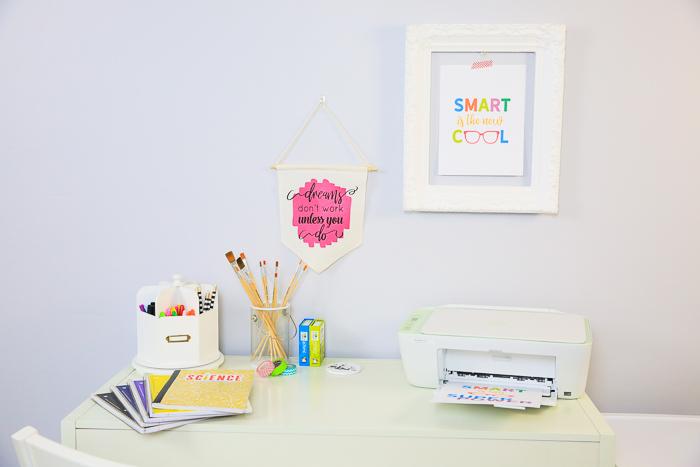 Homework Station Kim Byers