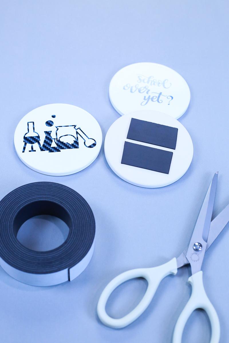 Making Locker Magnets Kim Byers