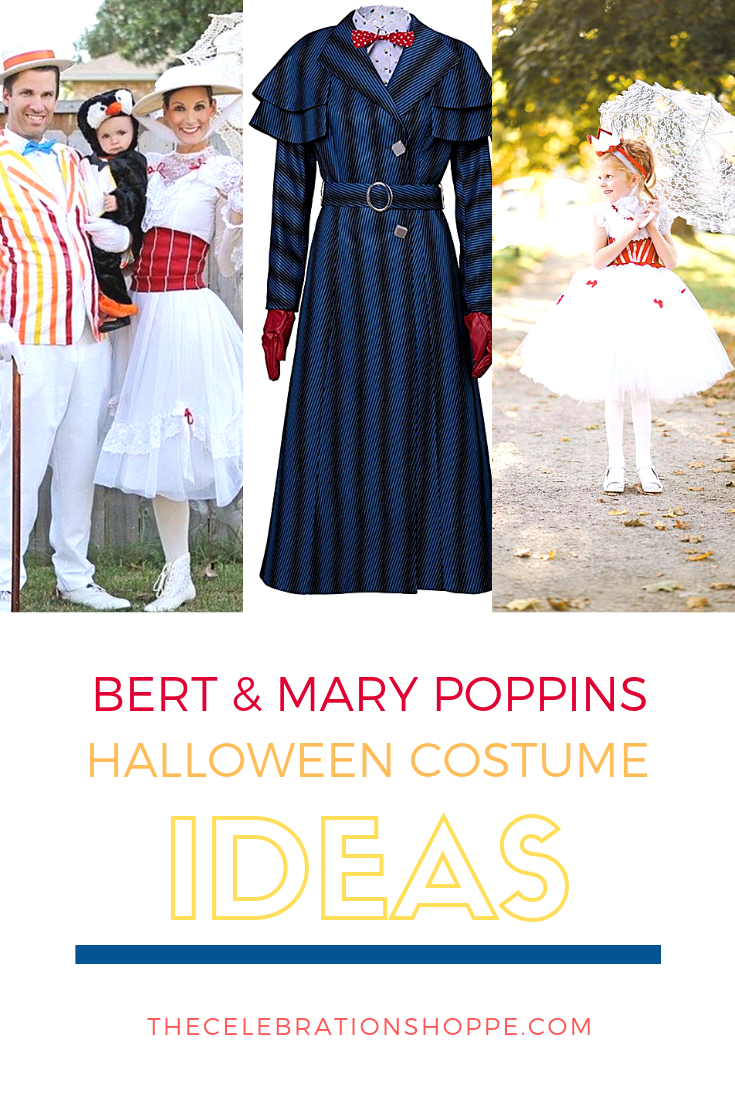 Bert Mary Poppins Halloween Costumes