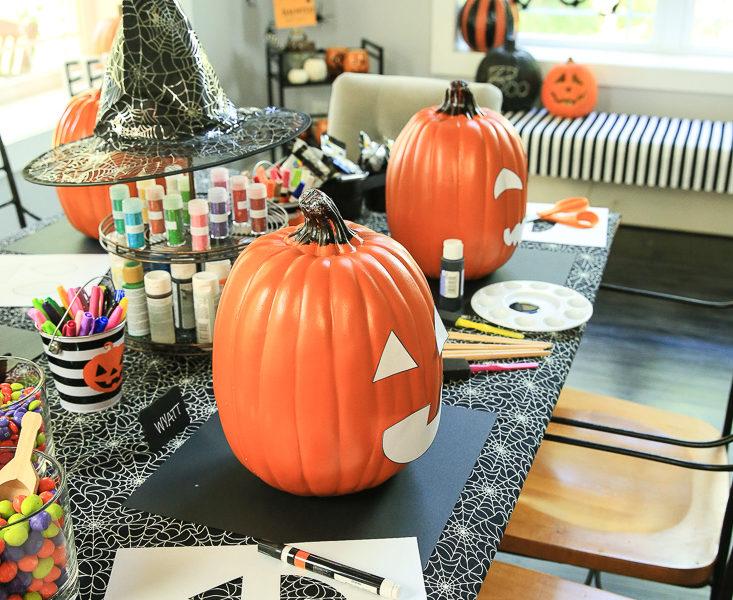 Decorating Pumpkins Templates Kim Byers