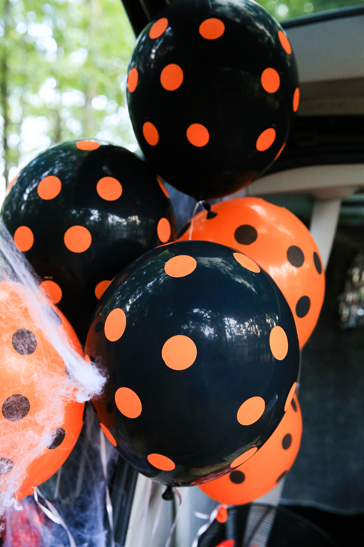 Halloween Balloons Kim Byers