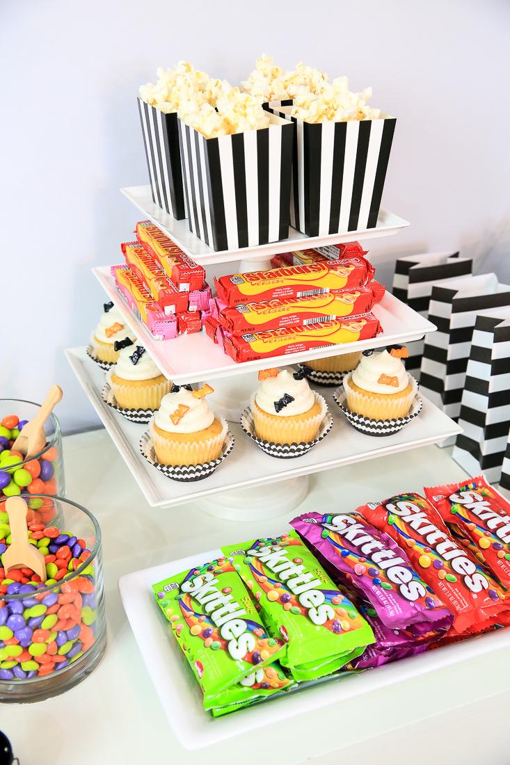 Halloween Candy Cake Kim Byers