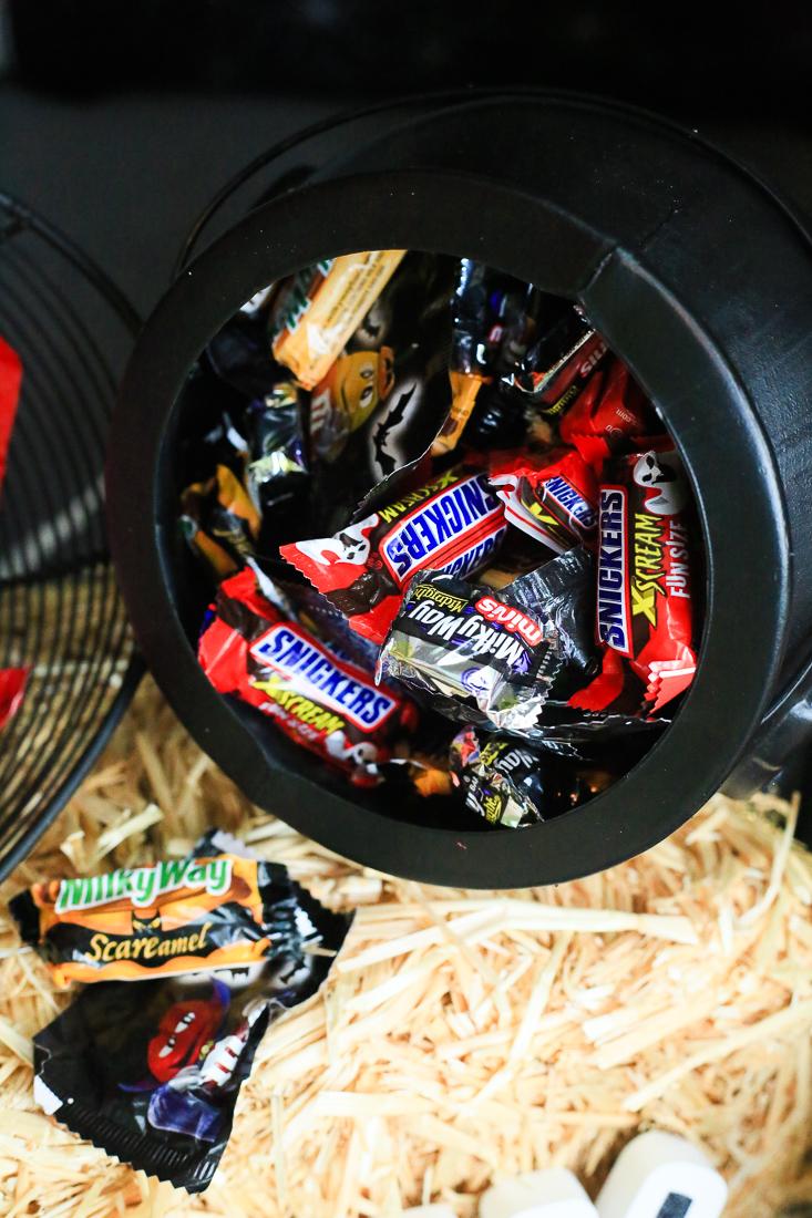 Mars Xscream Candy Bag Kim Byers