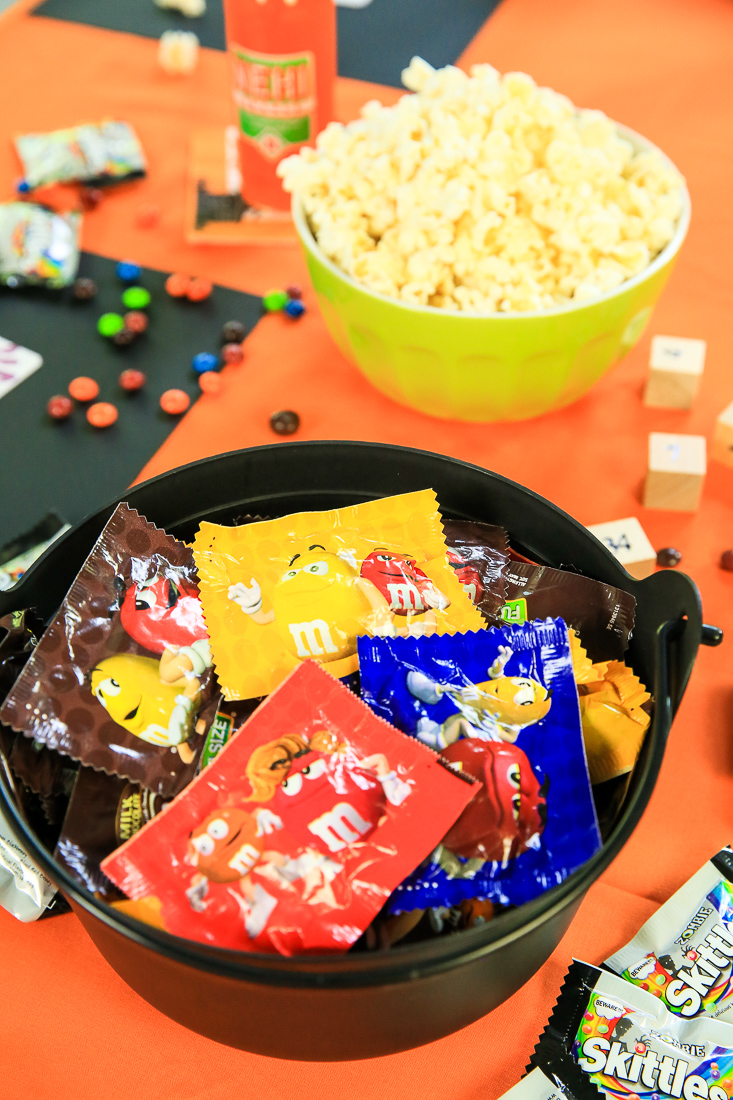 M&M's Lovers Halloween Party Ideas with Kim Byers at The Celebration Shoppe