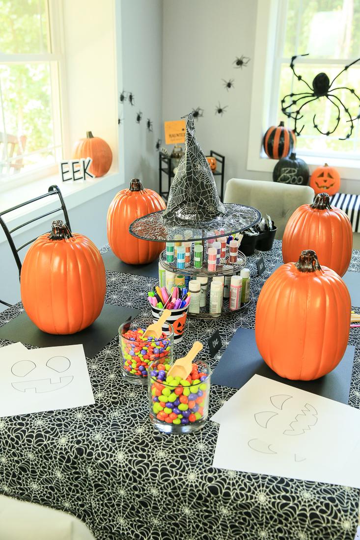 Pumpkin Painting Ideas Kim Byers