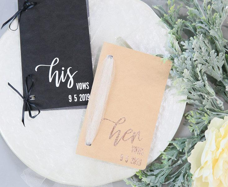 Wedding Vows Books Kim Byers