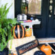 Halloween Front Porch Kim Byers