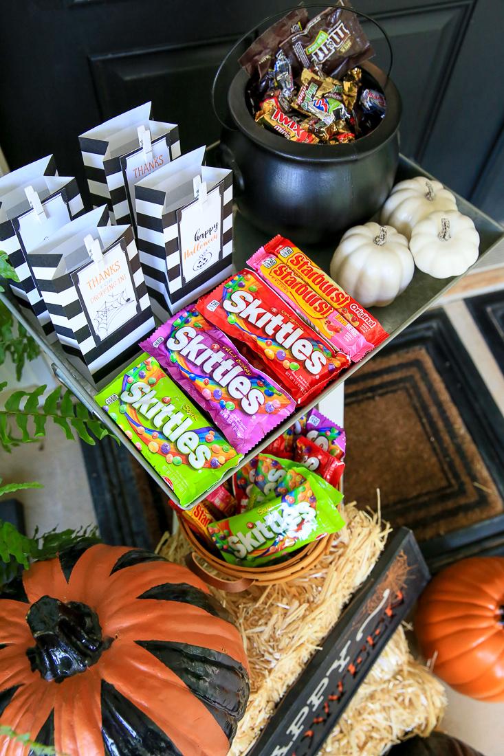 Halloween Candy Skittles Kim Byers