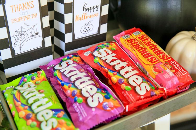 Starburst Halloween Candy Kim Byers