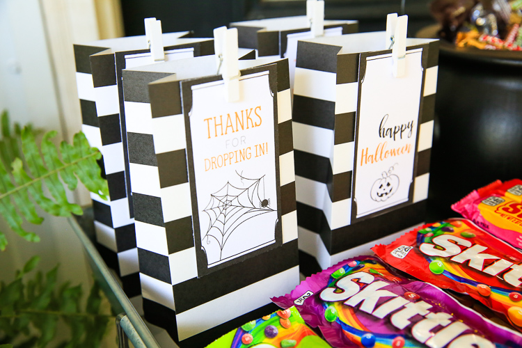 Trick Or Treat Bags Kim Byers