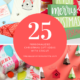 25 Personalized Cricut Christmas Gift Ideas