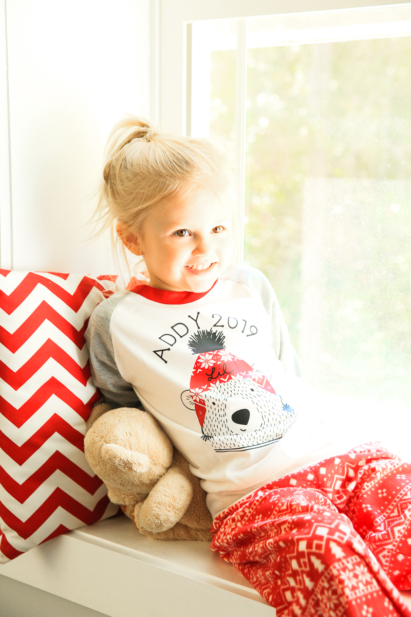 Make Christmas Pjs Kim Byers