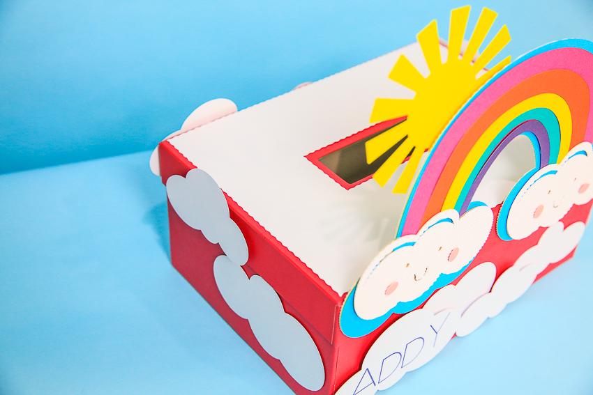 Cricut Rainbow Valentine Box Opening Kim Byers
