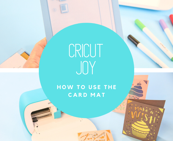 How To Use Joy Card Mat