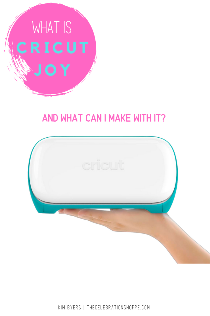 What Is Cricut Joy