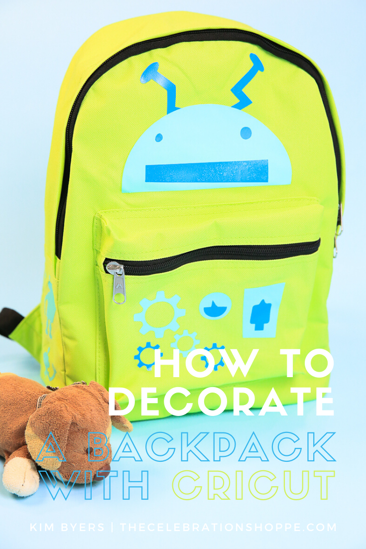 Decorate Foster Care Backpack