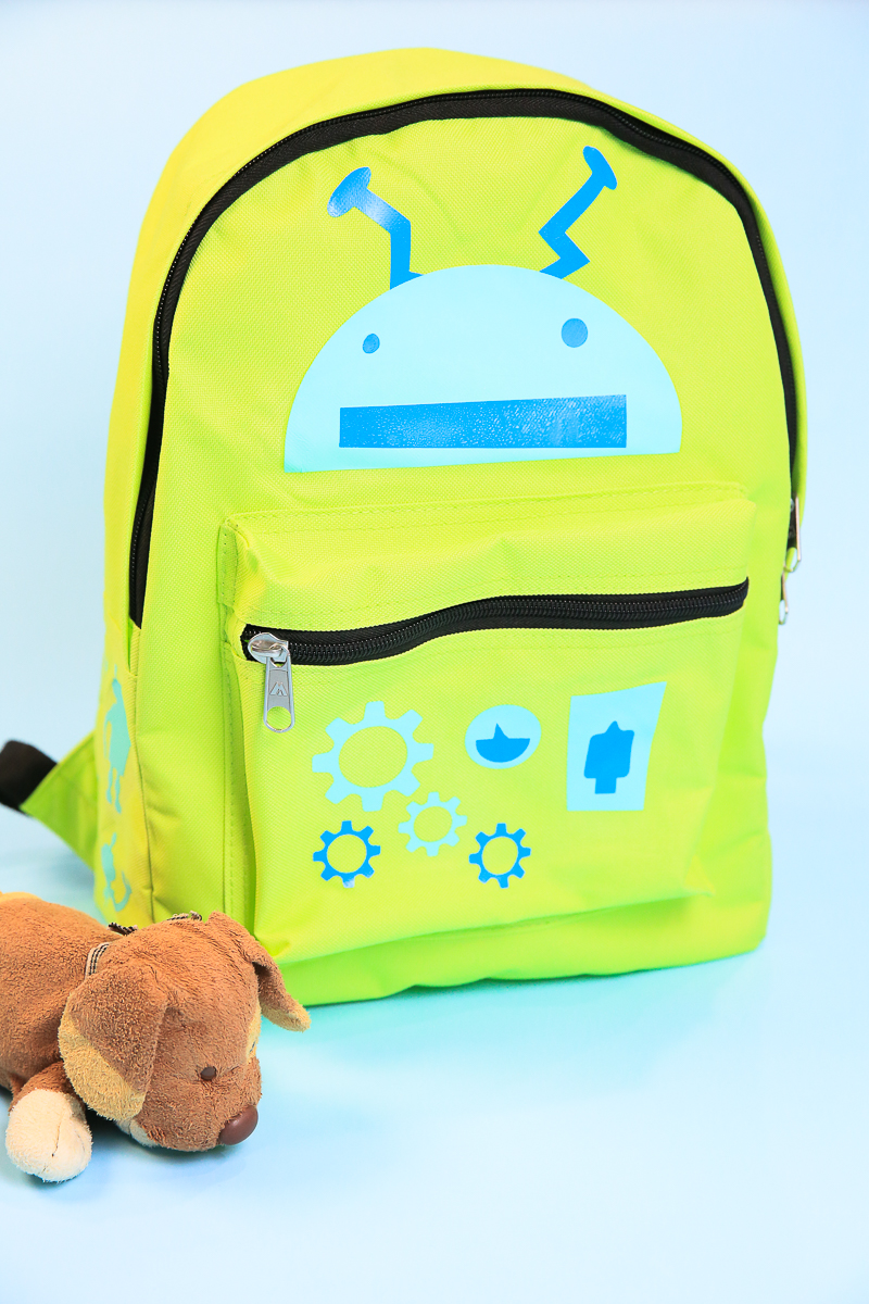 Diy Foster Kid Backpack 4