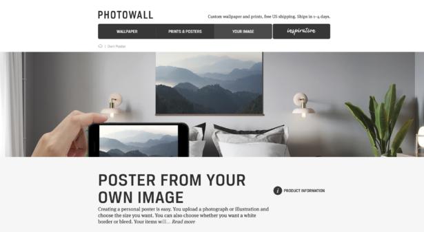 Photowall Poster