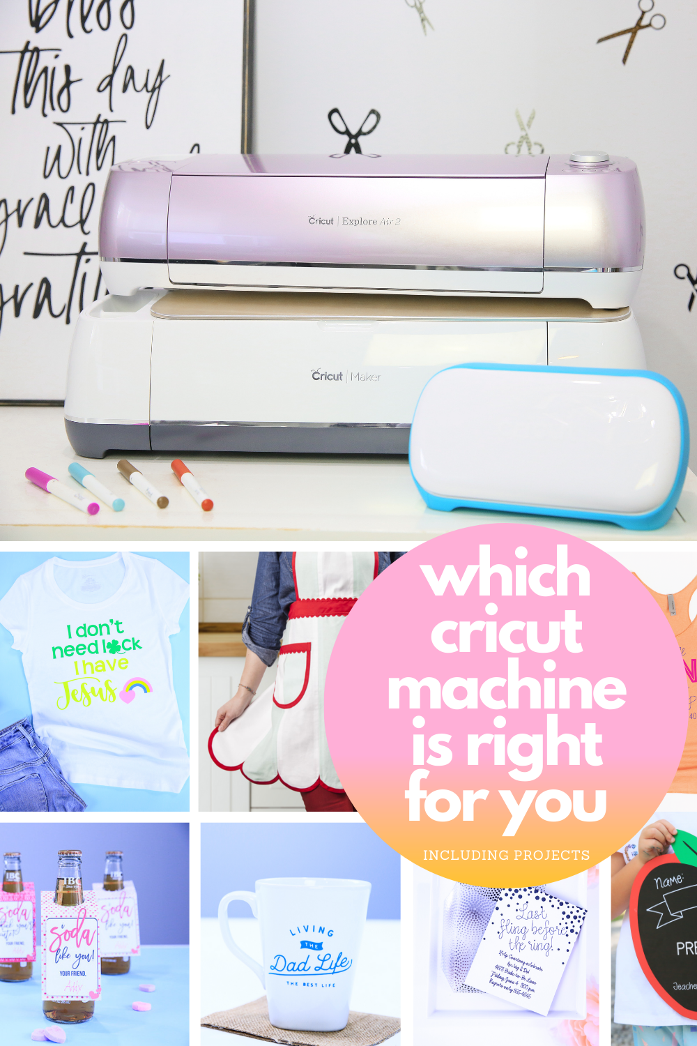 Which Cricut Machine To Buy Kim Byers